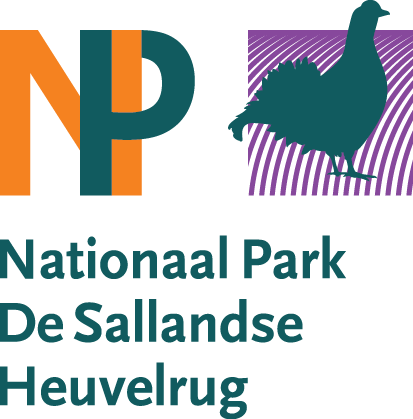 Nationaal Park De Sallandse Heuvelrug logo